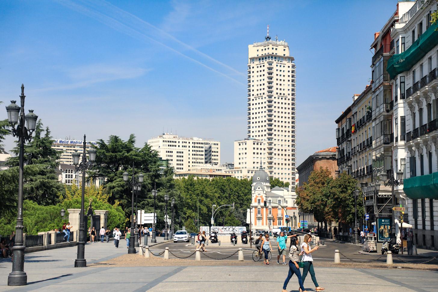 Modern Madrid