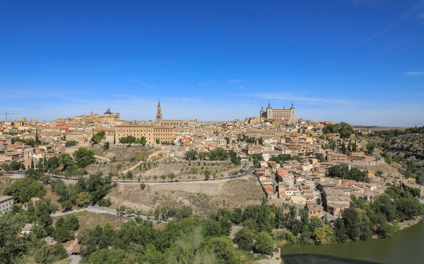 De stad Toledo